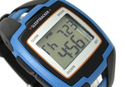 Sleeptracker Elite blue